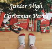 Jr. High Christmas Party 2017