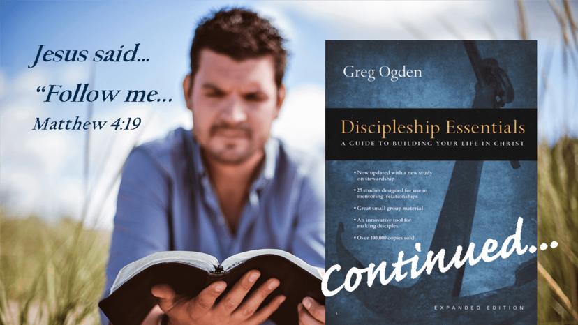 Men's Winter-Spring BibleStudy